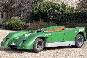 Bonhams leva a leilão Daren-BRM Mark III que esteve guardado durante décadas
