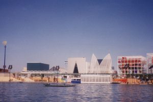 Os automóveis e as Exposições Universais: A Expo 92 em Sevilha