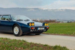Ferrari 308 GT4: O único Ferrari projectado pela Bertone