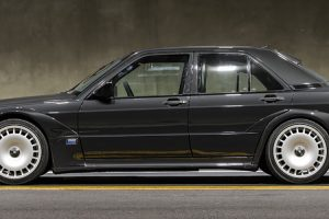 Mercedes-Benz 190E 2.5-16 Evolution II: A derradeira superberlina