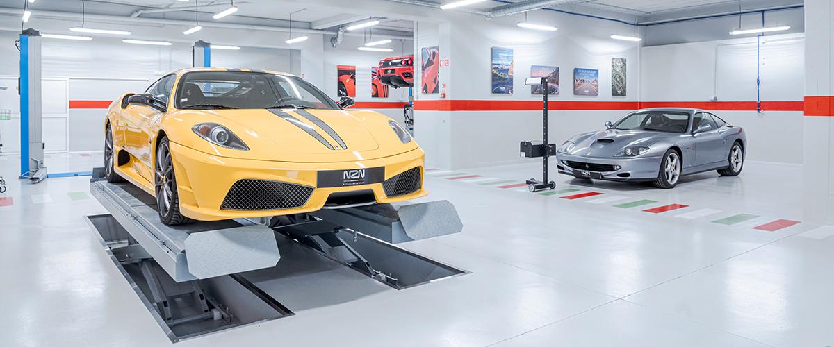 Primeiro especialista independente Ferrari em Portugal abre portas no concelho de Cascais