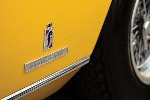 """Exposição """"Pininfarina: 90 anos de inspiração"""" no Salão Motorclássico"""