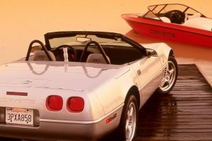 Onze barcos inspirados nos automóveis