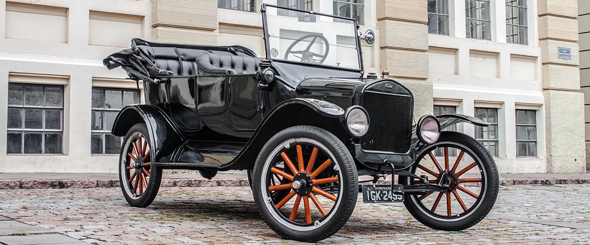O primeiro automóvel popular