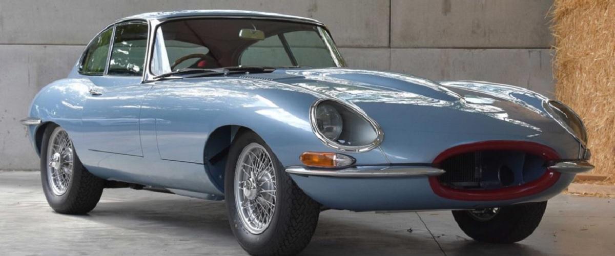 O fabuloso restauro de um Jaguar E-Type condenado pela ferrugem