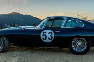 Jaguar E-Type: A realização de um sonho