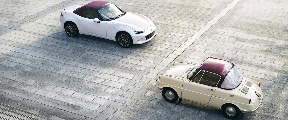 Mazda assinala centenário com edição especial