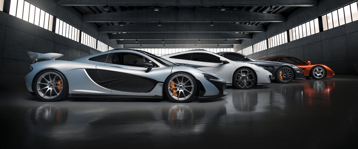 Dez factos que provavelmente desconhece sobre a McLaren