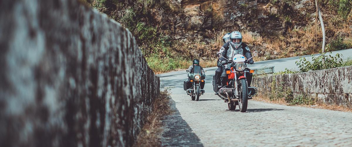 Motos clássicas à conquista de Coimbra e da Beira Baixa