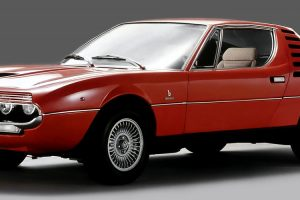 Há 50 anos a Alfa Romeo lançava o icónico Montreal