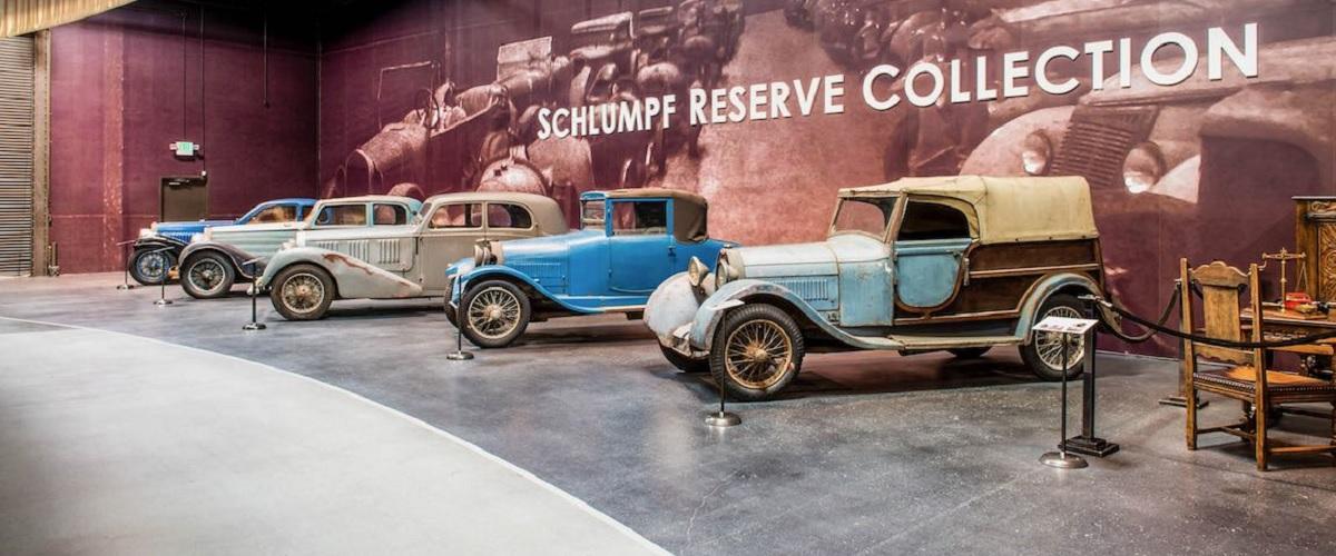 Como nasceu a grandiosa colecção Bugatti de Fritz Schlumpf