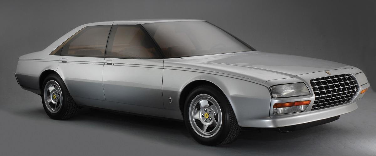 Há 40 anos nascia o primeiro Ferrari de quatro portas