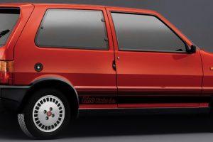 """Fiat Uno Turbo i.e.: O """"pocket rocket"""" italiano"""