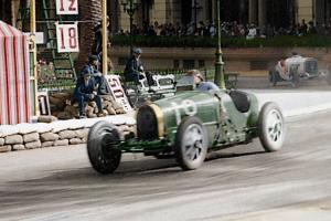 Snapshot: O triunfo no 1º Grande Prémio do Mónaco