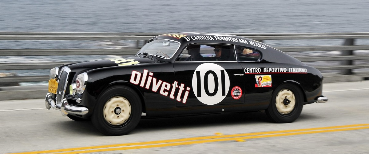 Thornley Kelham restaura importante Lancia Aurelia B20GT