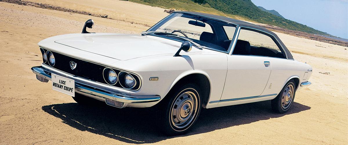 Coupés Mazda: 60 anos de um design visionário  e prazer de condução