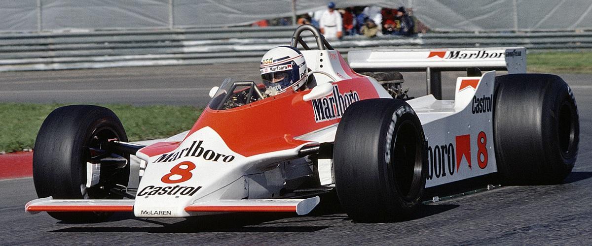 McLaren M30, um Fórmula 1 construído para testar o efeito solo