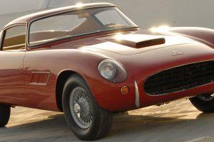 Os Corvettes Italianos: Os três Scaglietti