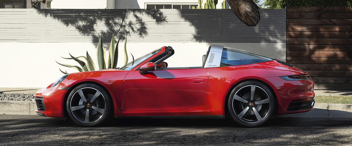 O ícone de estilo dos modelos 911 chega à oitava geração da gama
