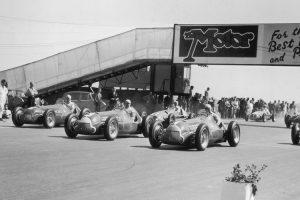 13 de Maio de 1950, Silverstone: O primeiro GP de Fórmula 1