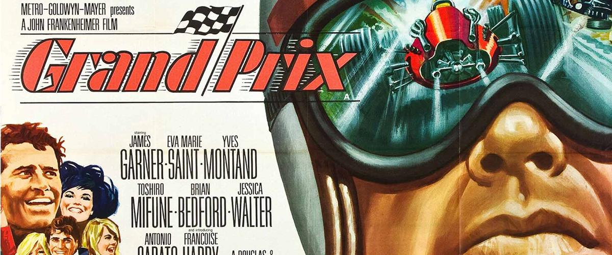 Os filmes de competição automóvel do século XX