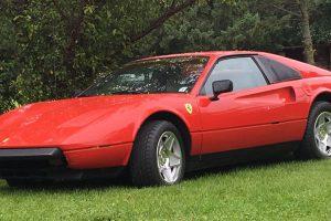 Pontiac Fiero Mera, a versão que resultou numa acção judicial da Ferrari