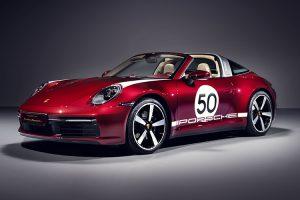 Porsche apresenta o seu primeiro modelo Heritage Design