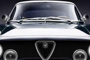 Icónico Giulia GT Júnior da Alfa Romeo agora na versão eléctrica