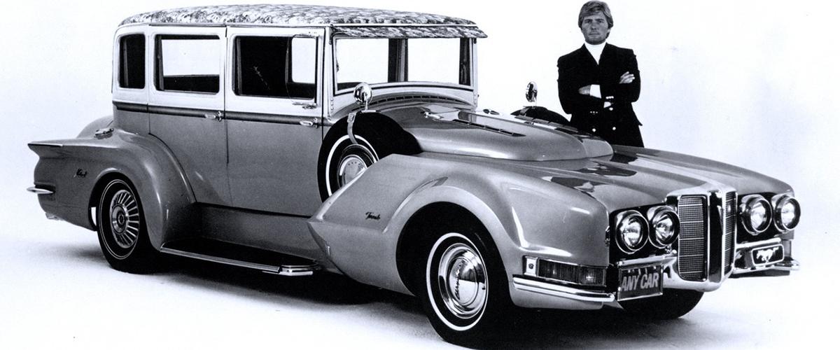 Any Car, o automóvel construído para agradar a todos