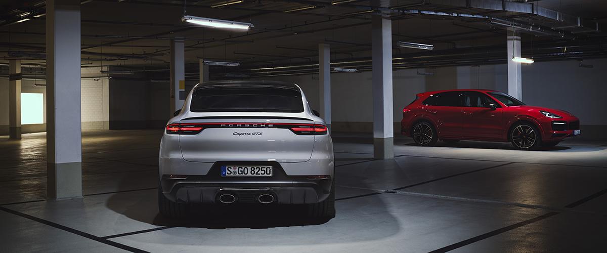 Novos modelos Cayenne GTS voltam ao motor V8
