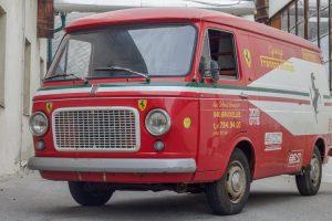 Fiat 238, o fiel servo do maior revendedor da Ferrari na Bélgica