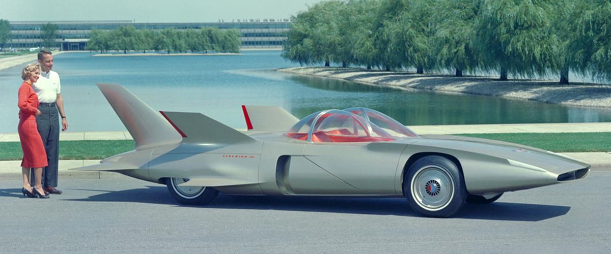 Os automóveis e as Exposições Universais: A Expo 1962 em Seattle