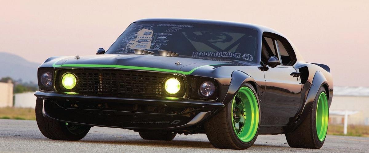 Mustang RTR-X, construído de raiz para ser conduzido depressa e de lado