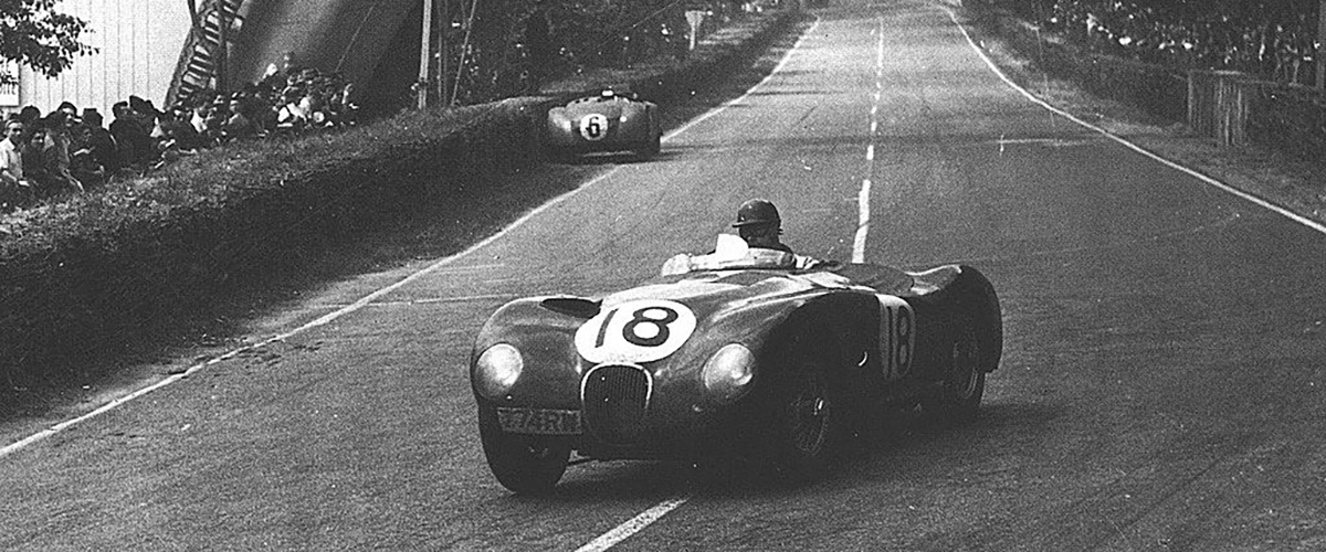 Le Mans 1953: A máxima da sobriedade