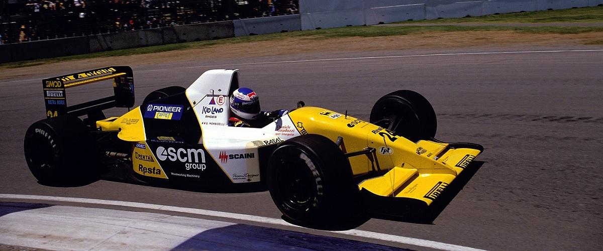 Minardi M190, o Fórmula 1 que não conseguiu angariar qualquer ponto