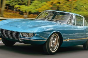 Corvettes Italianos: O Rondine Pininfarina