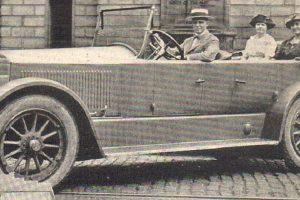 Standard Steam Car, o Rolls-Royce a vapor