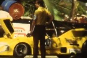 O filme inédito das 6 Horas Internacionais de Nova Lisboa de 1973