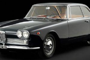Alfa Romeo 2000 Sprint Praho, o protótipo inspirado nos barcos de pesca tailandeses