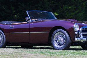 18 automóveis da colecção de Anthony Hamilton vão a leilão
