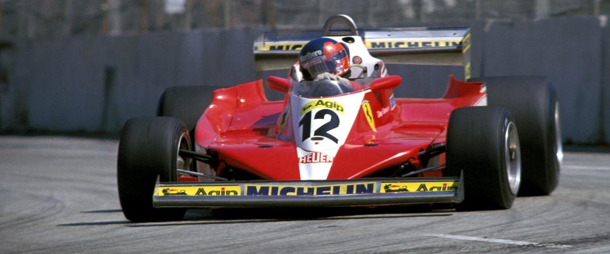Cinco factos pouco conhecidos sobre a carreira de Gilles Villeneuve