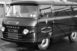 Commer FC, a carrinha comercial com um design diferente