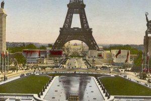 Os automóveis e as Exposições Universais: A Expo 1937 em Paris