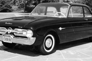 Frontenac, o raro automóvel produzido pela Ford somente durante um ano