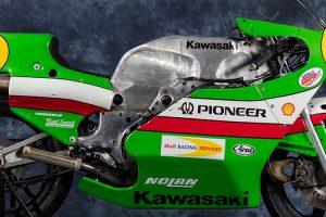 Kawasaki KR500, a moto que fez a marca nipónica desistir dos Grande Prémios