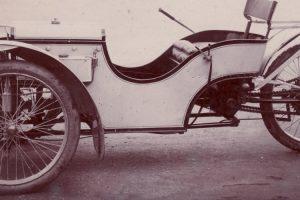 Morgan Runabout, o início de uma linhagem de automóveis únicos