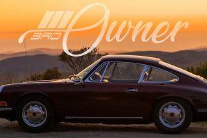Porsche 912, o prazer da condução diária