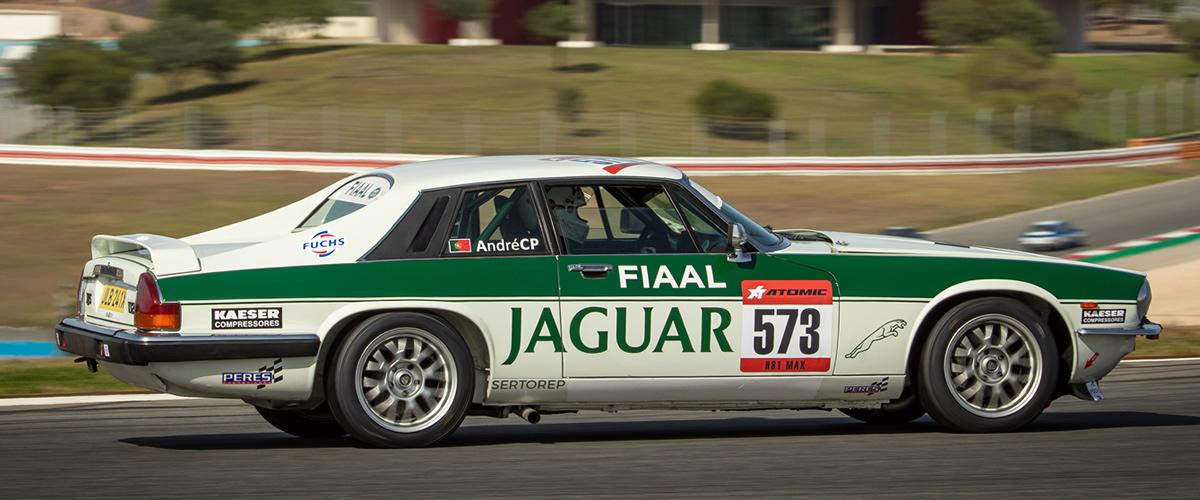 André Castro Pinheiro arranca época no Autódromo do Algarve