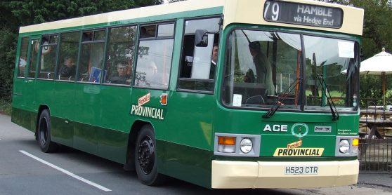 ACE Cougar, o autocarro do qual só foram produzidos dois exemplares
