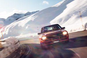 Audi Sport Quattro: O especial de homologação do Grupo B